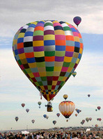 James Ross_New Mexico Balloon Fest